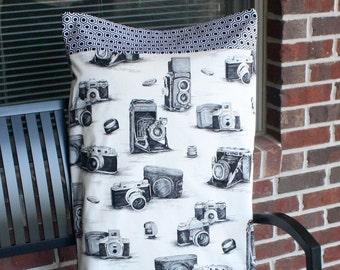 Bed Pillowcase PDF Pattern