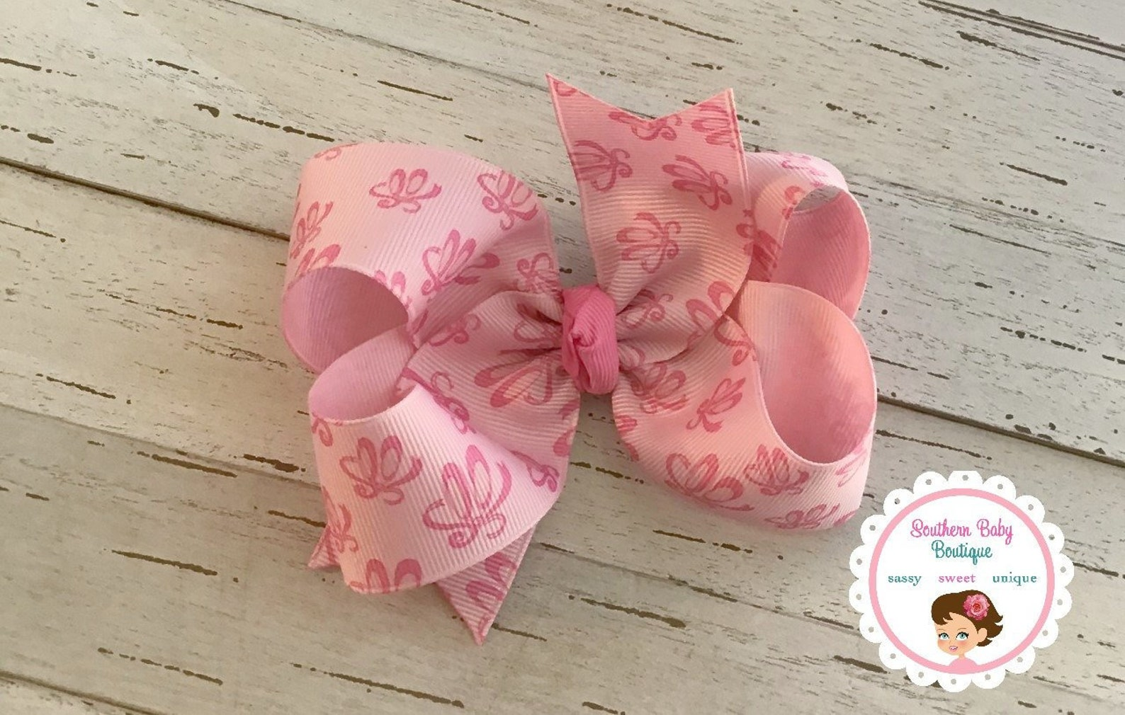 new item----simple large hair bow----little dancer--ballet shoes--ballerina