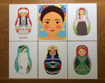 6 Cultural Heritage Proofs & Seconds Prints