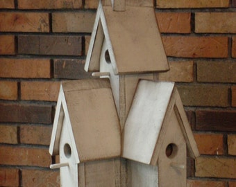 Cathedral Birdhouse
