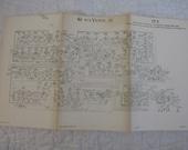 Vintage RCA Victor Schematic for Service Technician SALE
