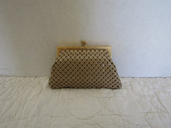Purse Whiting and Davis Vintage
