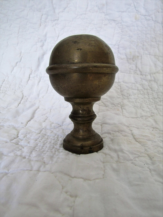 Incredible Antique Brass Finial Fireplace Surround Finial Sale Download Free Architecture Designs Pushbritishbridgeorg