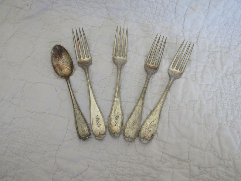 dating rogers brothers silverware