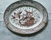 Antique Wedgewood England Beatrice Esthetic Movement Platter