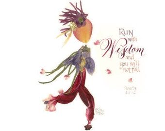 Run With Wisdom Notecard