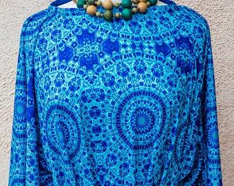 Blue Water Tunic