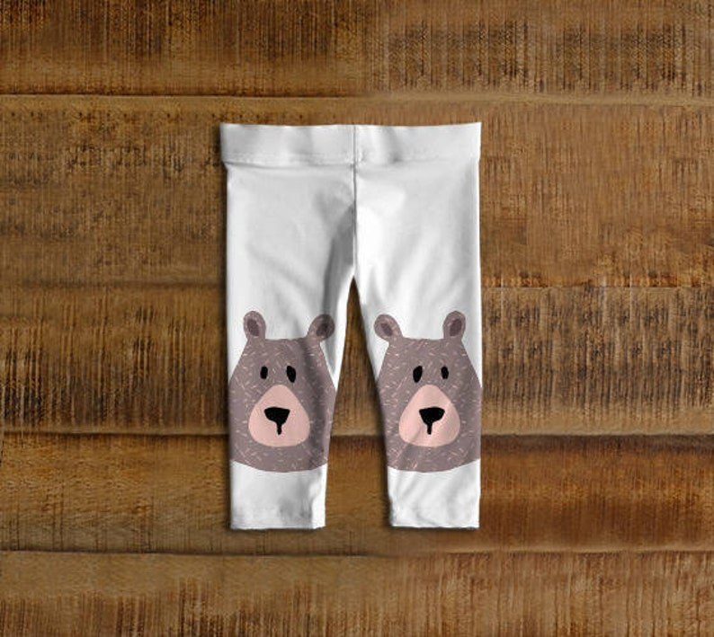 Bear Baby Leggings
