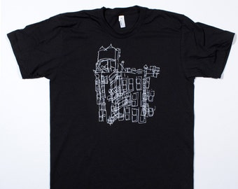 Fire Escape shirt