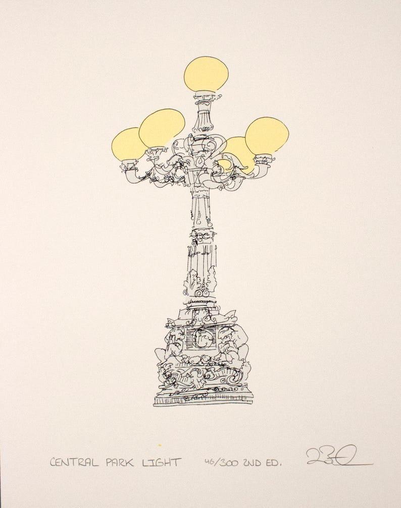 Central Park Light image 0