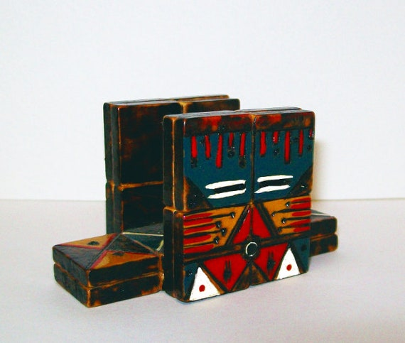 Southwest Native Business Card Holders