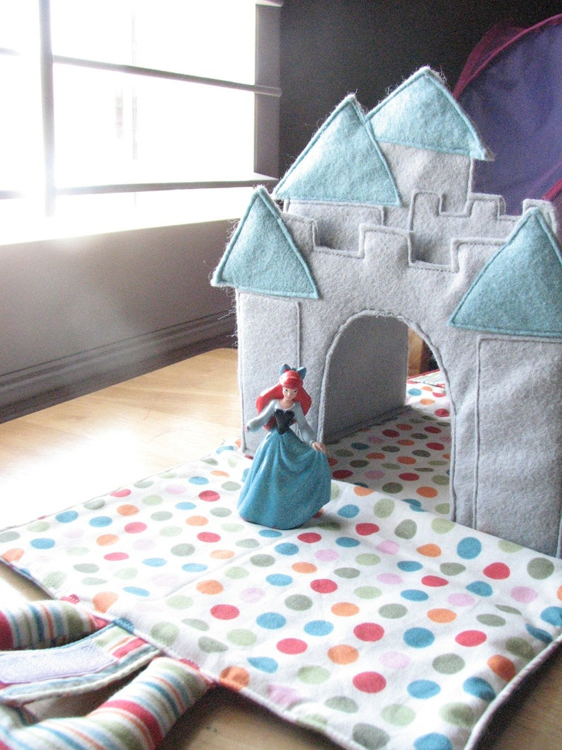 Castle Caddy: PDF Download Instructions and Pattern