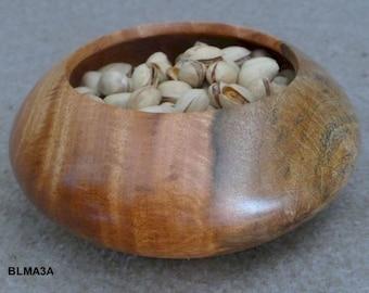 Delightful Mahogany Candy/Nut Bowl