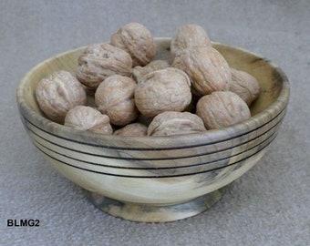 Magnolia Pedestal Bowl