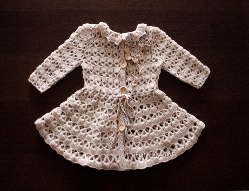 Crochet Coat image 0
