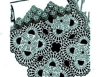Pillow Slip Insert Crochet Pattern 723099