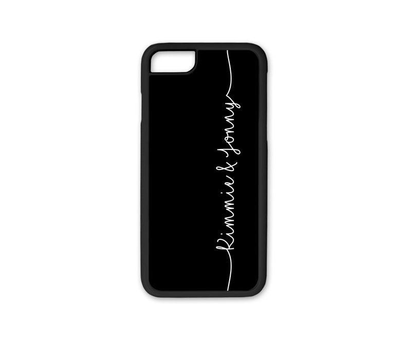 official photos 8947f f9888 iPhone X, Unique Couples Monogram Phone Case, iPhone 6, 6s, Case, iPhone 6  Plus Case, iPhone Case, iPhone 8 Plus, 6s Plus Case
