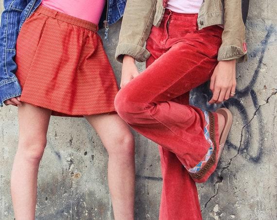 Red House velvet jeans