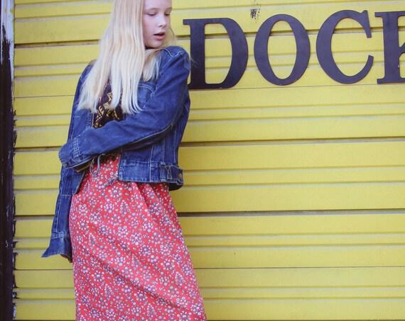 Somebody to Love vintage dress