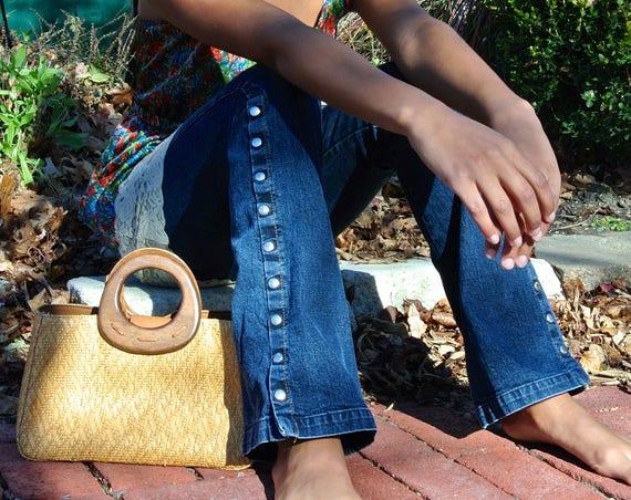 The Wanderer Fossil Vintage Reissue handbag