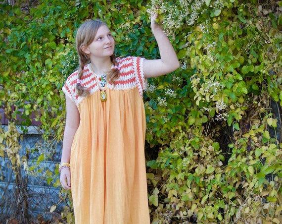Build Me Up Buttercup vintage dress
