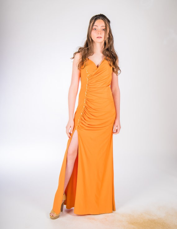 Orange Crush dress