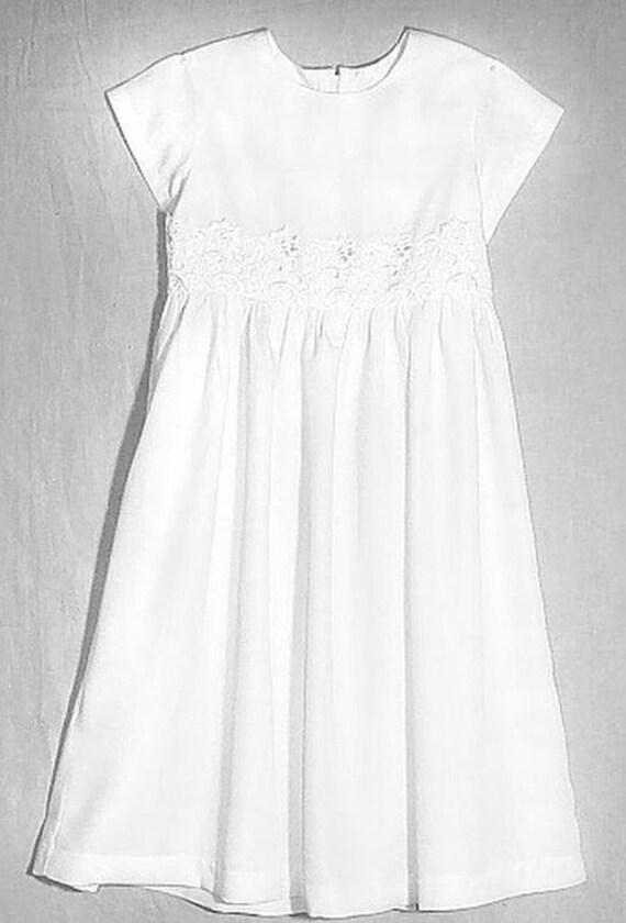 f747b5174b00 Tara baptism dress8 yr old baptism dressLDS baptism dress