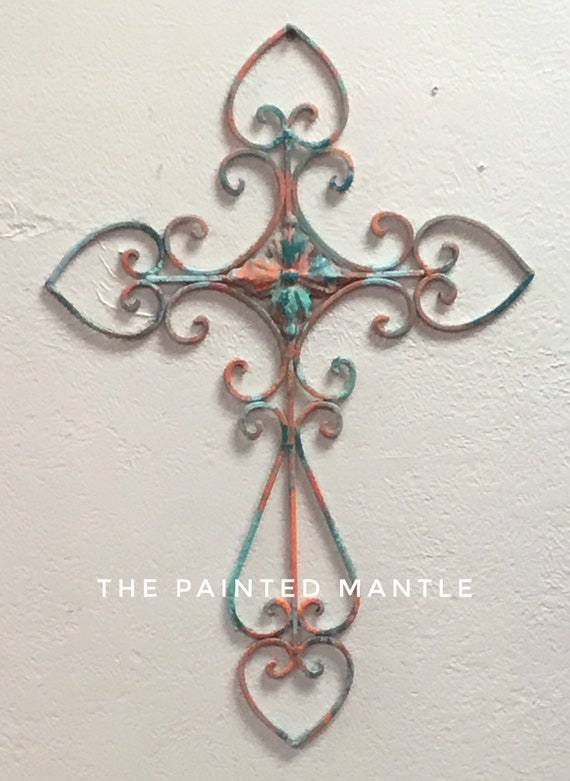 Decorative Cross / Wall Cross / Home Decor / Wall Hanging / | Etsy