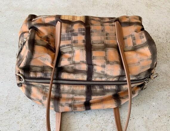 Vintage Bag | PRADA Nylon Printed Graphic Shoulde… - image 4