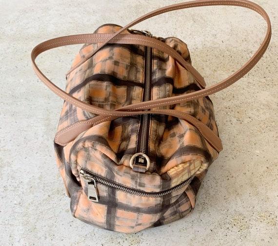 Vintage Bag | PRADA Nylon Printed Graphic Shoulde… - image 8