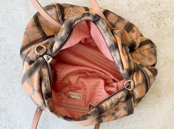 Vintage Bag | PRADA Nylon Printed Graphic Shoulde… - image 10