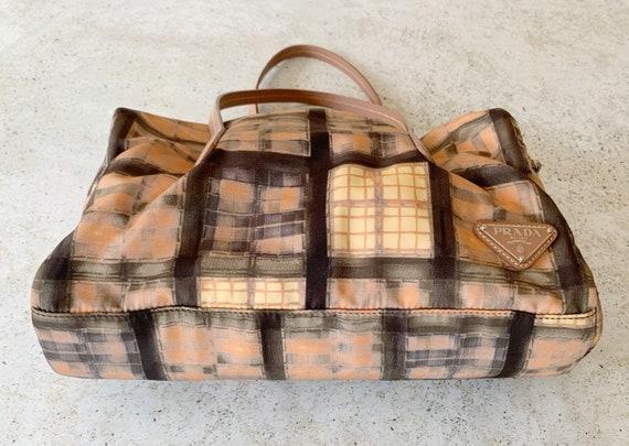 Vintage Bag | PRADA Nylon Printed Graphic Shoulde… - image 6