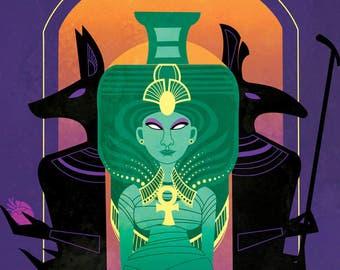 Nephthys - Goddess of Death