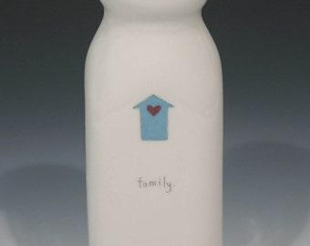 family vase.