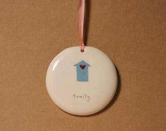 family ornament.