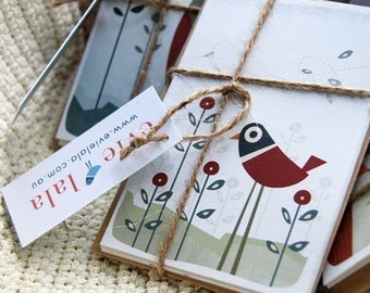 evie lala gift card pack of 4 cards