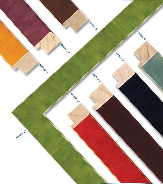 10 x 13, 11 x 14, 12 x 16 Lacquer Colour Picture Frames, Custom ...