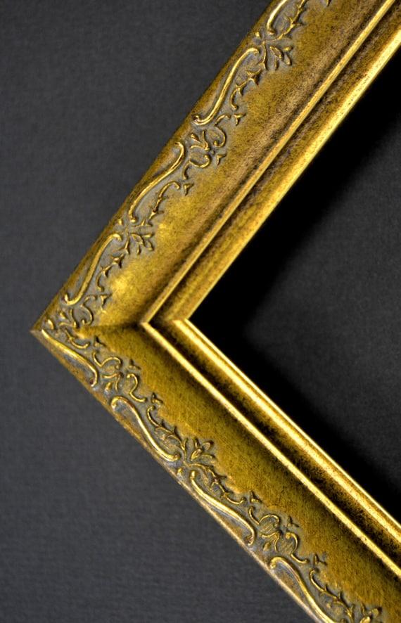 14 X 18 20 X 24 Ornate Silver Or Gold Frames Vintage Etsy
