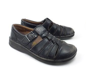 2b0eb72e1c80 Birkenstock Shoes Oxfords leather size 36 Black Madiera