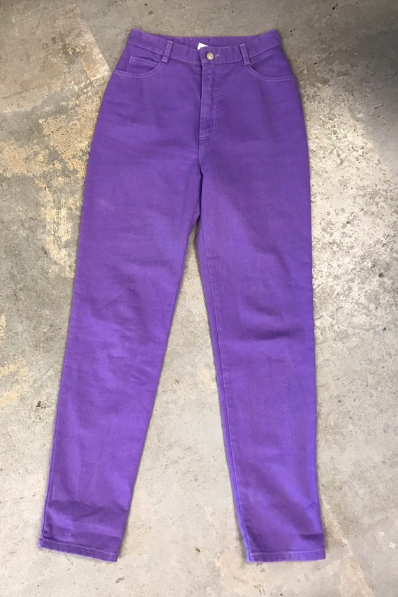 Bongo Jeans 1990s Jeans Vintage High waisted  High