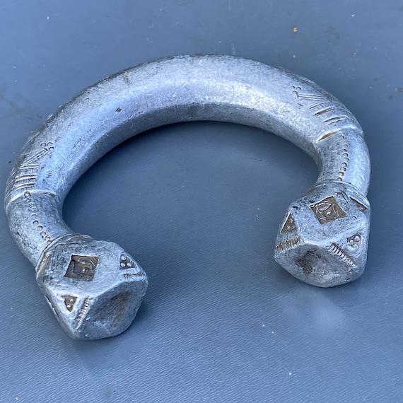 Vintage Tribal Nubian Anklet,Bracelet .  Old Bedou