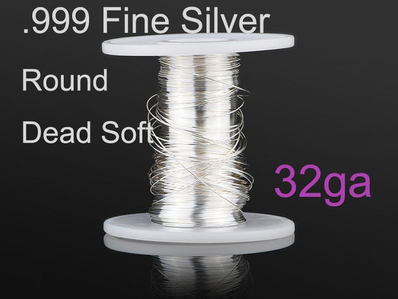 925 Sterling Silver Square Wire 21 gauge 0.72mm Soft 5ft