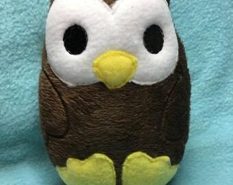 Owl Stuffie