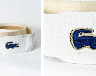 ae86d693d07ece Izod white   ivory stretch belt