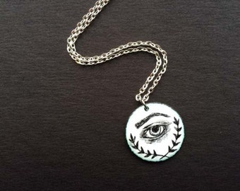 The Lover's Eye Necklace
