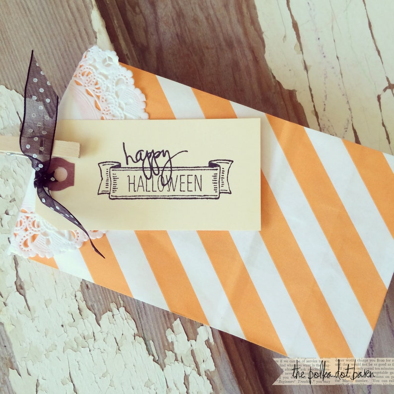 Happy Halloween gift tags  Happy Halloween tags  Happy image 0