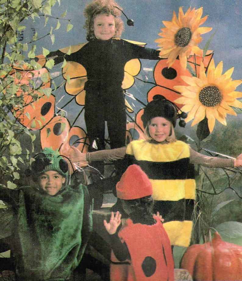 Boy/'s M Scarecrow Costume Robe Fantaisie