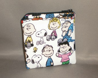 SNOOPY PEANUTS Special Festival Pouch Coins Bags Set of 3 from Japan Magazine