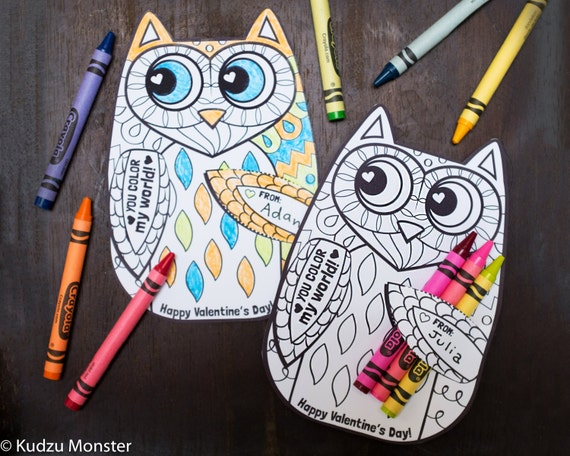 Cute Sending You Owl My Love Valentines Design Camiseta