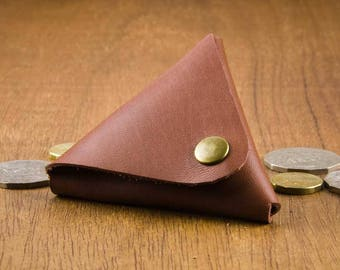 Coin Purse - Change Purse - Leather Coin Purse - Leather Change Wallet - Leather Coin Pouch - Coin Holder - Coin Wallet - FREE SHIPPING